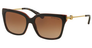 Michael Kors MK6038 313013 BROWN GRADIENTTORTOISE/ ORANGE