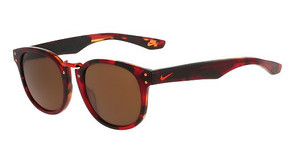 Nike ACHIEVE EV0880 660 TEAM RED TORTOISE/TOTAL ORANGE WITH BROWN LENS LENS