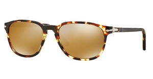 Persol PO3019S 985/W4 LIGHT BROWN MIRROR GOLDTABACCO VIRGINIA