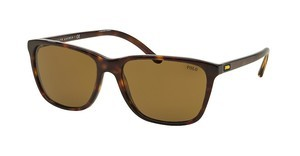 Polo PH4108 500373 OLIVE GREENSHINY DARK HAVANA