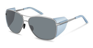 Porsche Design P8600 C blue gradient, silver mirroreddark blue