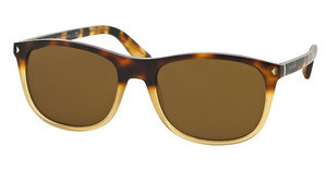 Prada PR 01RS TKZ2P1 BROWNLIGHT HAVANA GRAD OPAL YELLOW