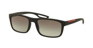 Prada Sport PS 03RS DG00A7 GREY GRADIENTBLACK RUBBER