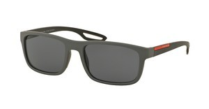 Prada Sport PS 03RS UFK5Z1 POLAR GREYGREY RUBBER