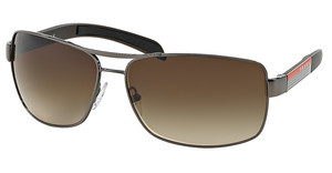 Prada Sport PS 54IS 5AV6S1 BROWN GRADIENTGUNMETAL