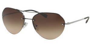Prada Sport PS 57RS 5AV6S1 BROWN GRADIENTGUNMETAL