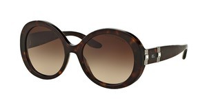 Ralph Lauren RL8145B 500313 BROWN GRADIENTSHINY DARK HAVANA
