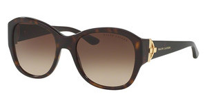 Ralph Lauren RL8148 500313 BROWN GRADIENTDARK HAVANA