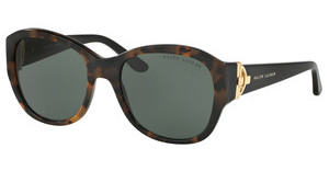 Ralph Lauren RL8148 501071 GREENTOP TORTOISE ON BLACK