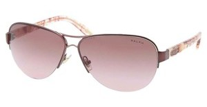 Ralph RA4095 403/14 BROWN GRADIENT PINKBURGUNDY GOLD
