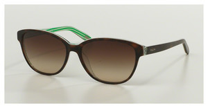 Ralph RA5128 976/13 BROWN GRADIENTDK TORT/GREEN STRIPES