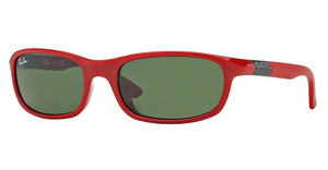 Ray-Ban Junior RJ9056S 189/71 GREENRED
