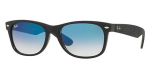 Ray-Ban RB2132 62423F BLUE GRADIENTBLACK/TOP BLACK ALCANTARA