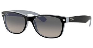 Ray-Ban RB2132 630971 MATTE BLACK ON OPAL ICE