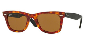 Ray-Ban RB2140 1161 BROWNSPOTTED RED HAVANA