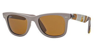 Ray-Ban RB2140 6063 BROWNMATTE BEIGE