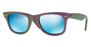 Ray-Ban RB2140 611217 GREY MIRROR BLUEMETALLIC VIOLET
