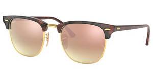 Ray-Ban RB3016 990/7O COPPER FLASH GRADIENTSHINY RED/HAVANA
