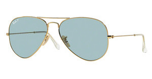 Ray-Ban RB3025 001/3R CRYSTAL POLAR SKY BLUEGOLD