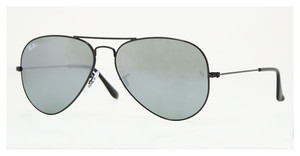 Ray-Ban RB3025 002/40 CRYSTAL GREY MIRRORSHINY BLACK