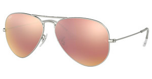 Ray-Ban RB3025 019/Z2 BROWN MIRROR PINKMATTE SILVER