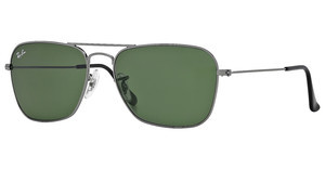Ray-Ban RB3136 004 CRYSTAL GREENGUNMETAL