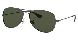 Ray-Ban RB3362 004 CRYSTAL GREENGUNMETAL