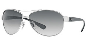 Ray-Ban RB3386 003/8G GREY GRADIENTSILVER