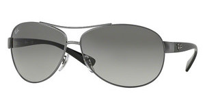 Ray-Ban RB3386 029/11 DARK GREY GRADIENTMATTE GUNMETAL