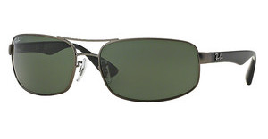Ray-Ban RB3445 029/58 POLAR GREENMATTE GUNMETAL