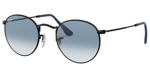 Ray-Ban RB3447 006/3F CRYSTAL GRADIENT LIGHT BLUEMATTE BLACK