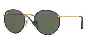 Ray-Ban RB3447JM 172 GREENCAMOFLAGE VIOLET/BLUE