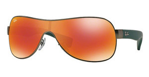 Ray-Ban RB3471 029/6Q BROWN MIRROR ORANGEMATTE GUNMETAL
