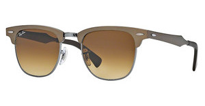 Ray-Ban RB3507 139/85 LIGHT BROWNBRUSHED BRONZE/GUNMETAL