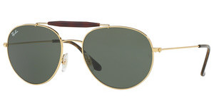 Ray-Ban RB3540 001 GREENGOLD