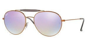 Ray-Ban RB3540 198/7X LILAC FLASH GRADIENTSHINY BRONZE
