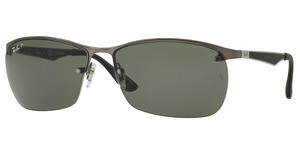 Ray-Ban RB3550 029/9A POLAR GREENMATTE GUNMETAL