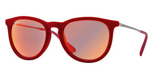 Ray-Ban RB4171 60766Q RED MULTILAYERRED VELVET