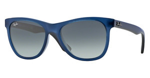Ray-Ban RB4184 604271 GREY GRADIENT AZUREBLU/GREY OPAL