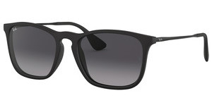 Ray-Ban RB4187 622/8G LIGHT GREY GRADIENT DARK GREYRUBBER BLACK