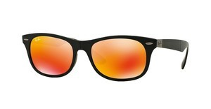 Ray-Ban RB4223 601S6Q BROWN MIRROR ORANGEMATTE BLACK