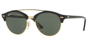 Ray-Ban RB4346 901 GREENBLACK