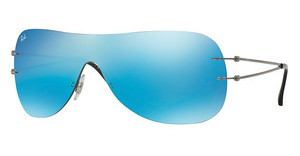 Ray-Ban RB8057 004/55 FLASH BLUEGUNMETAL