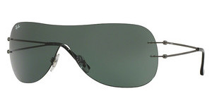 Ray-Ban RB8057 154/71 GREENMATTE DARK GUNMETAL