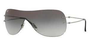 Ray-Ban RB8057 159/11 GREY GRADIENTSHINY GREY
