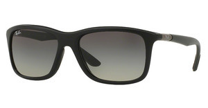 Ray-Ban RB8352 622011 GREY GRADIENTMATTE BLACK