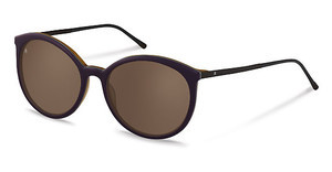 Rodenstock R7403 D sun protect - brown - 88%purple layered