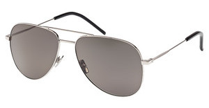 Saint Laurent CLASSIC 11 004 SMOKESILVER
