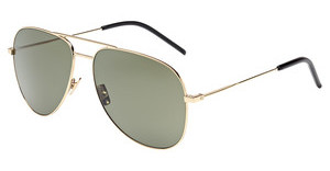 Saint Laurent CLASSIC 11 008 GREENGOLD, GOLD
