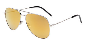 Saint Laurent CLASSIC 11 012 GOLDSILVER